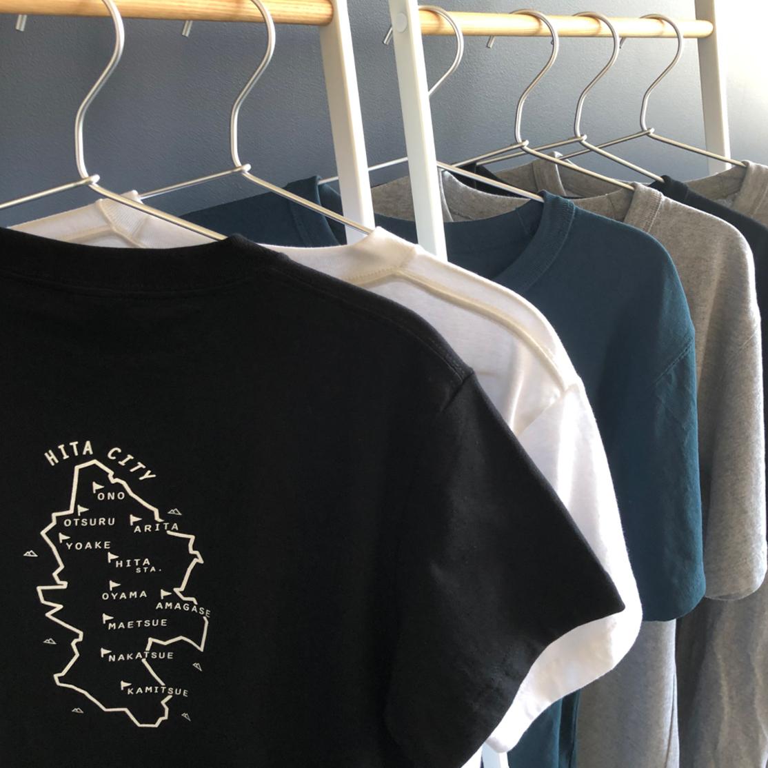HITAMAP Tシャツ¥ 2,300